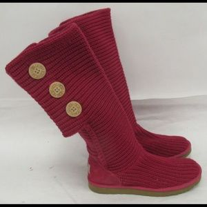 UGG Knit Cardi Boot